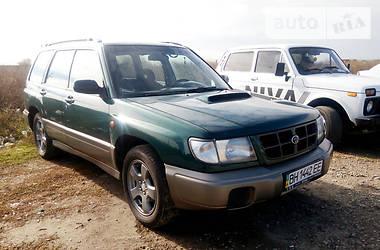 Subaru Forester S-Turbo 4WD 1999