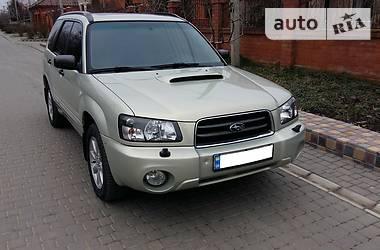 Subaru Forester 2.0 XT 2005