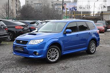 Subaru Forester 2.5 S-EDITION 2012