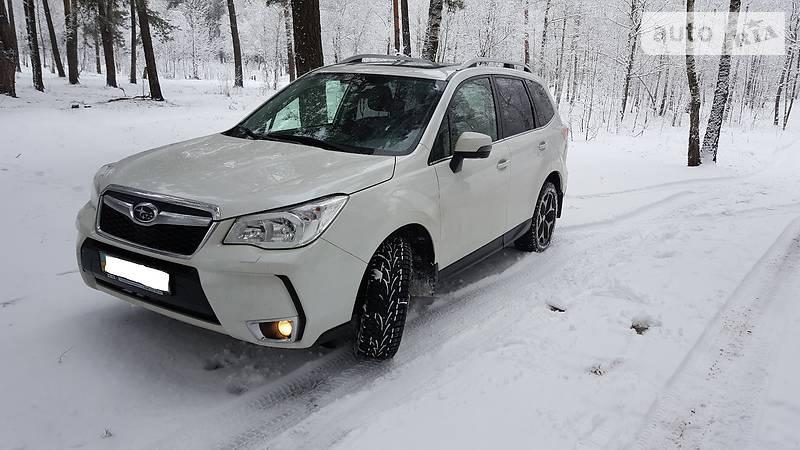 Subaru Forester 2013 года
