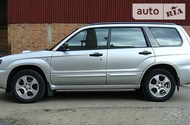 Subaru Forester 2003 в Донецке