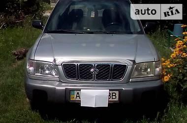 Subaru Forester 2000 в Луцке