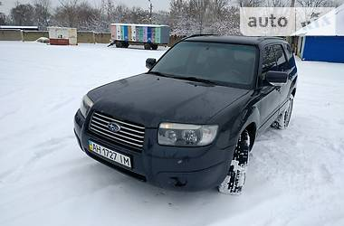 Subaru Forester 2007 в Донецке