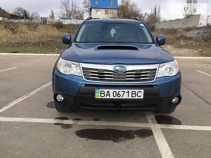 Subaru Forester 2008 года в Запорожье