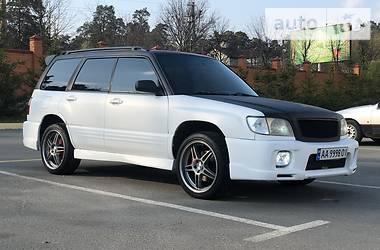 Subaru Forester 2001 в Киеве