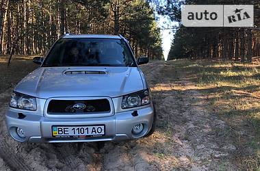 Subaru Forester 2002 в Миколаєві