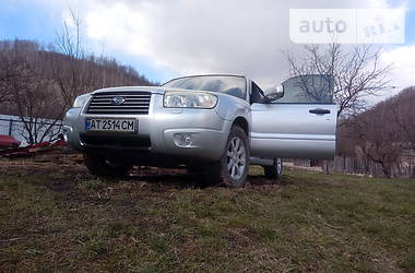 Subaru Forester 2005 в Надворной