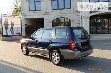 Subaru Forester 2005 в Сваляве