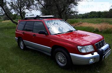 Subaru Forester 2000 в Дружковке