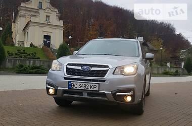 Subaru Forester 2018 в Львове