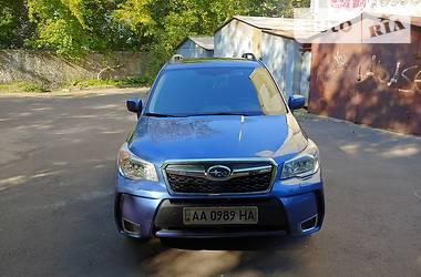 Позашляховик / Кросовер Subaru Forester 2014 в Києві
