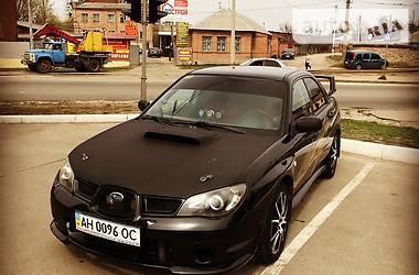 Subaru Impreza WRX Sedan 2006 в Харькове