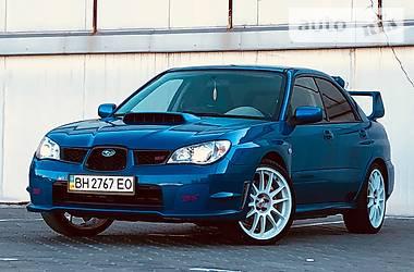 Subaru Impreza  WRX STI 2007 в Одессе