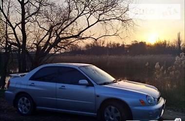 Subaru Impreza  2002