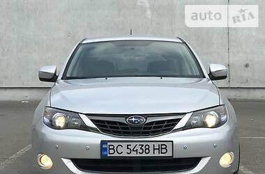 Subaru Impreza 2008 в Львове