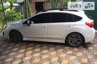 Subaru Impreza 2014 в Киеве