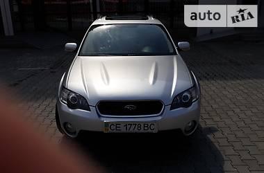Subaru Legacy Outback 2006 в Черновцах