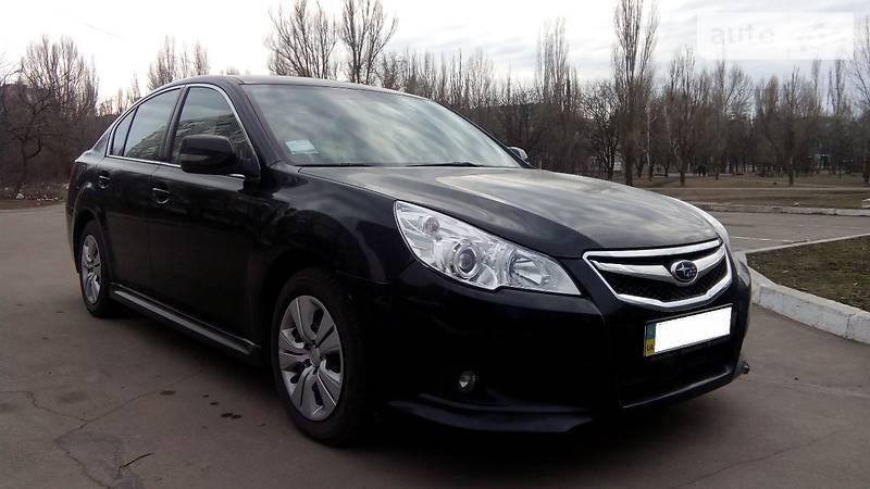 Subaru Legacy 2009 в Бердянске