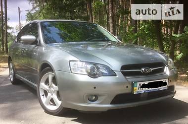Subaru Legacy B13 2006