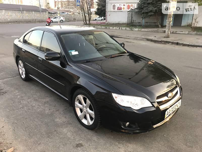 Subaru Legacy 2007 в Киеве
