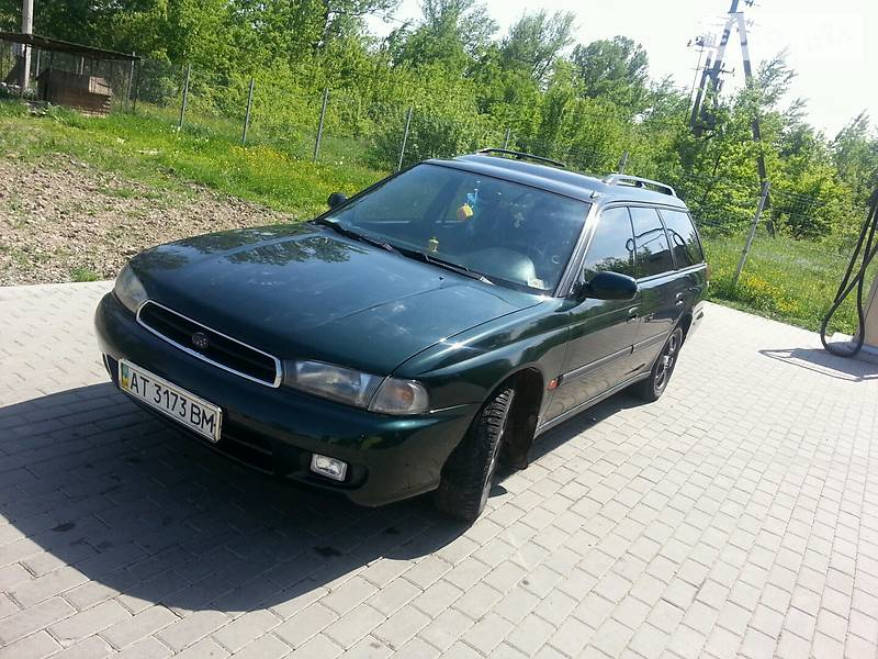 Subaru Legacy 1998 в Богородчанах