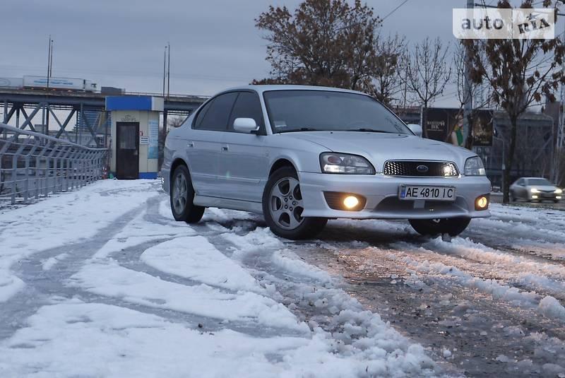 Subaru Legacy 2002 года в Днепре (Днепропетровске)