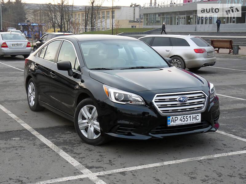 Subaru Legacy 2015 в Запорожье
