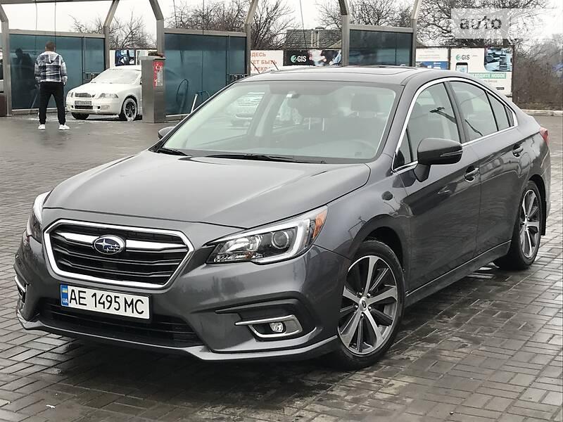 Subaru Legacy 2018 в Днепре