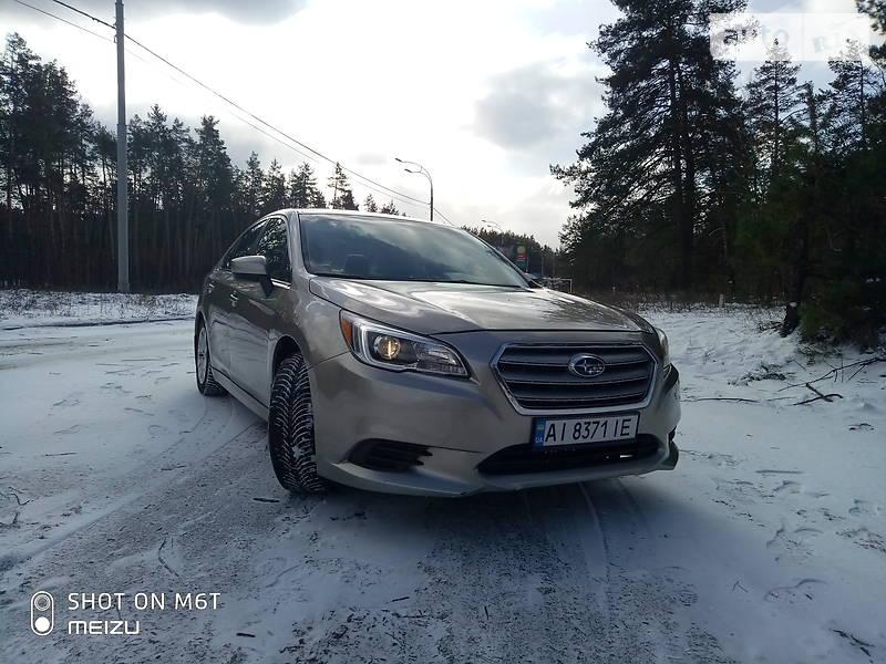 Седан Subaru Legacy 2016 в Києві