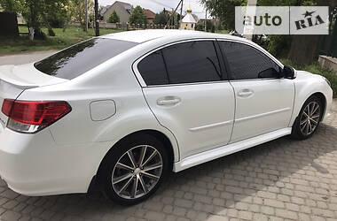 Subaru Legacy 2013 в Ужгороде