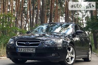 Subaru Legacy 2004 в Харькове