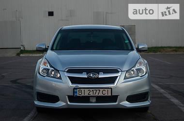 Subaru Legacy 2013 в Полтаве