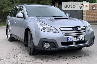 Внедорожник / Кроссовер Subaru Legacy 2014 в Луцке