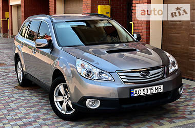 Subaru Outback 2011 в Ужгороде