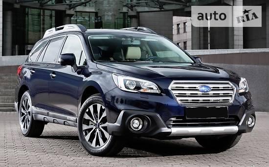 Subaru Outback 2016 года в Полтаве