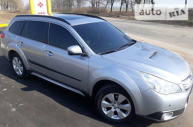 Subaru Outback 2012 в Ильинцах