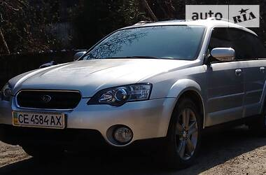 Subaru Outback 2004 в Черновцах
