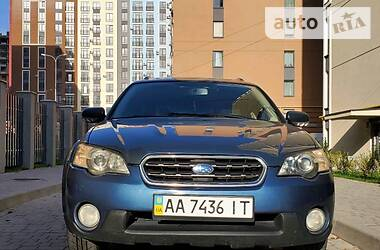 Subaru Outback 2006 в Львове