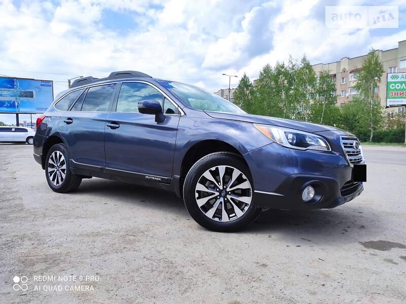Универсал Subaru Outback 2017 в Тернополе
