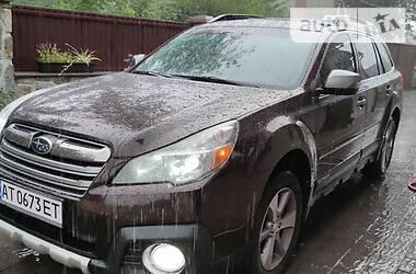 Универсал Subaru Outback 2012 в Надворной