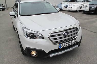 Универсал Subaru Outback 2016 в Киеве