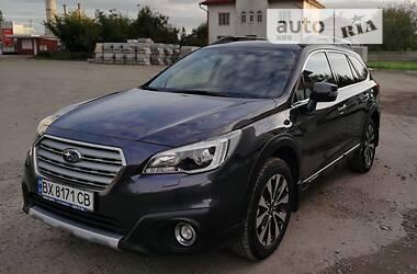 Унiверсал Subaru Outback 2015 в Києві