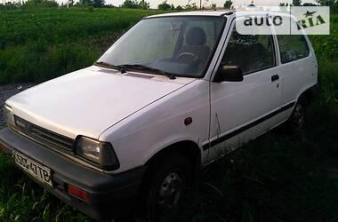 Хэтчбек Suzuki Alto 1989 в Львове