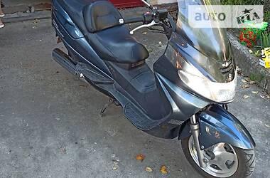 Suzuki Burgman 2002 в Хотине