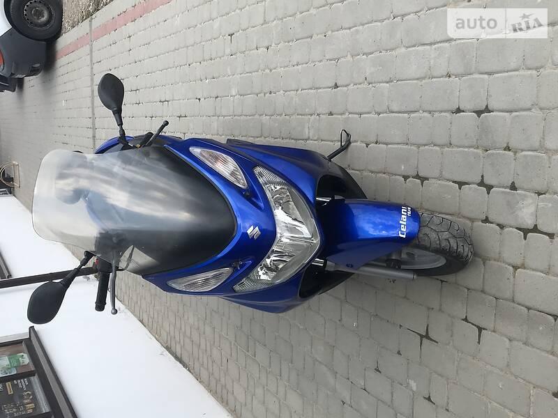 Скутер / Мотороллер Suzuki Burgman 2007 в Самборе