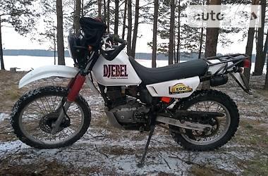 Suzuki Djebel 200 2000 в Сарнах