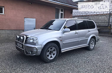 Suzuki Grand Vitara XL7 2003 в Тячеве