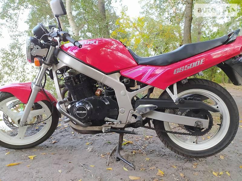 Suzuki GS 500F 1992 в Запорожье