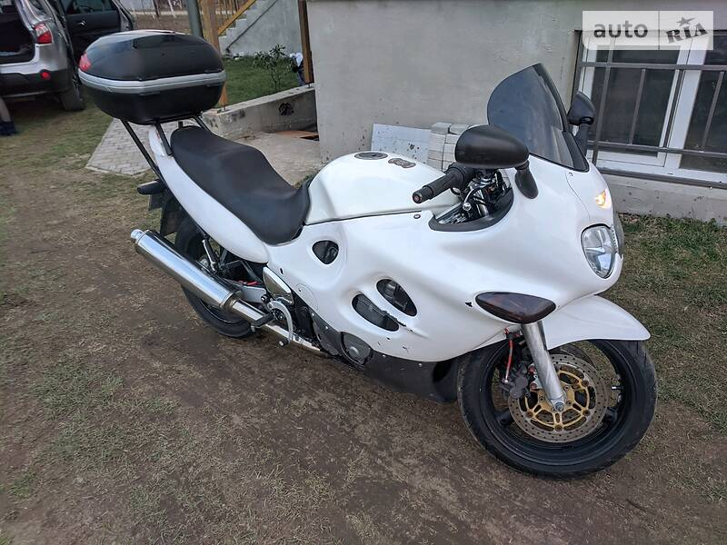 Мотоцикл Спорт-туризм Suzuki GSX 600F 1998 в Стрию