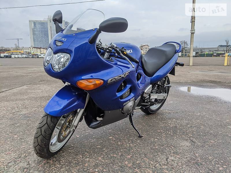 Suzuki GSX 600F 1998 в Киеве